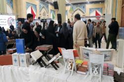 نمایشگاه قرآن در قزوین با استقبال شهروندان روبرو شده است