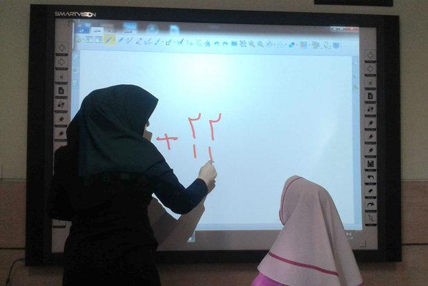 ۴ هزار و ۴۸۸ کلاس درس استان بوشهر هوشمندسازی شده است