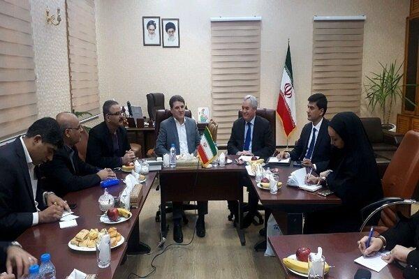 Tajikistan keen on using Chabahar port's capacities