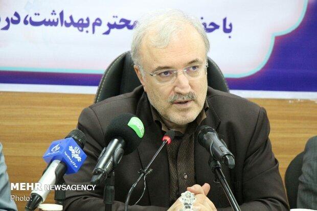 Iran to defeat coronavirus: health min.