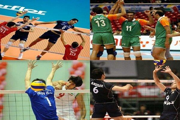 آخرین پرش والیبال ایران برای رسیدن به المپیک/ هشت تیم و یک سهمیه
