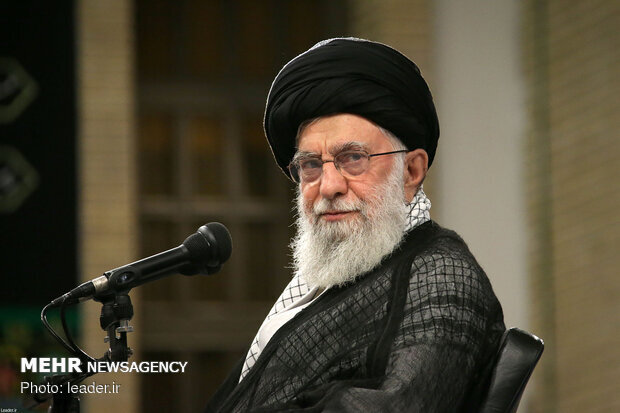 Lack of resistance can destroy any country: Leader