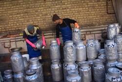 سالانه ۲۵ هزار تن شیر در شهرستان مرند تولید میشود