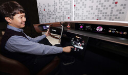 جدیدترین نمایشگر لوله شونده رونمایی می شود