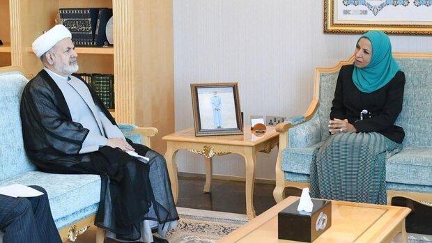 Iran, Oman discuss boosting academic cooperation