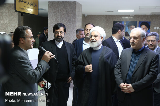 Rouhani at Administrative Council of Ardabil province
