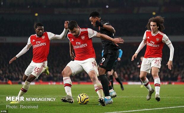 Manchester United-Arsenal maçı