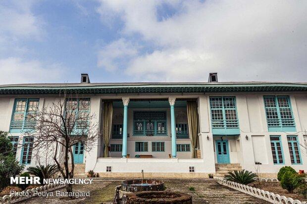خانه فرهنگ گیلان در انتهای محله قدیمی ساغریسازان و در بنبست سمیعی واقع شده است. این خانه زیبا متعلق به مفخم السلطنه (اسماعیل رحمت سمیعی) بوده که یک قرن پیش در اواخر دوره قاجار ساخته شده است.