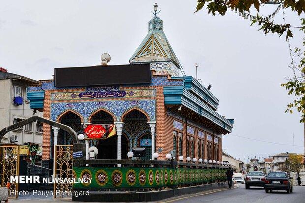 بقعه دانای علی نام آرامگاهی است در شهر رشت که در محله چمارسرا واقع شده است.