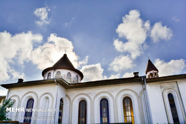 کلیسای مسروپ مقدس رشت مربوط به اواخر دوره قاجار و اوایل دوره پهلوی است و در خیابان سعدی واقع شده است. این اثربه عنوان یکی از آثار ملی ایران به ثبت رسیدهاست.
