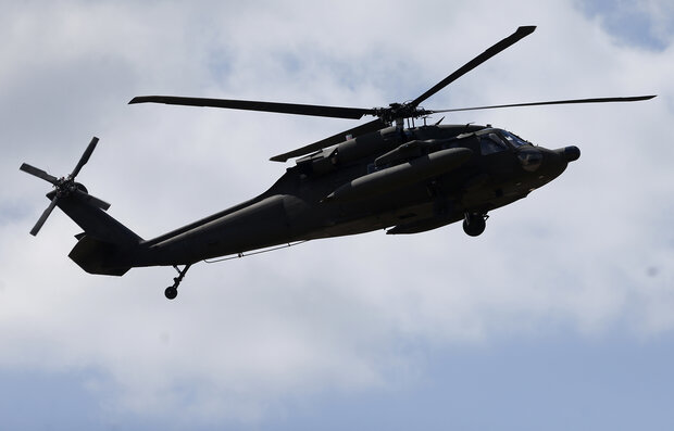 US helicopters violate Green Zone rules in Baghdad