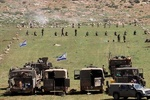 ارتش اسرائیل جنگ در چند جبهه را شبیه سازی کرد