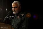 راه شهید بزرگوار سردار قاسم سلیمانی در جبهه مقاومت ادامه دارد