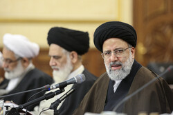 ایرانی عدلیہ کے سربراہ سے صوبائی مراکز کی عدالتوں کے سربراہان کی ملاقات