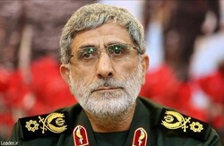 Leader appoints Gha'ani as new commander of IRGC Quds Force