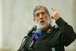 Kudüs Gücü Komutanı'ndan İsrail'e sert uyarı