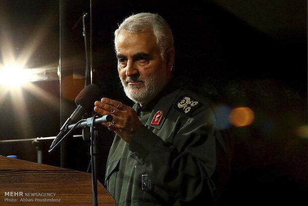روایتی از آخرین روز حضور حاج قاسم سلیمانی در دمشق