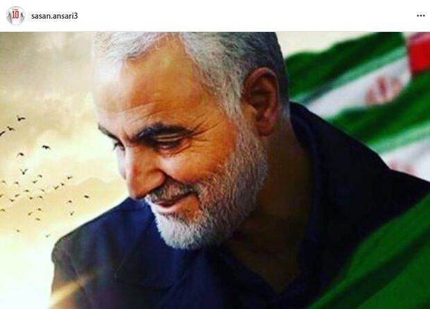 نامگذاری یکی ازمعابر اصلی نهاوند به نام سردار «حاج قاسم سلیمانی»