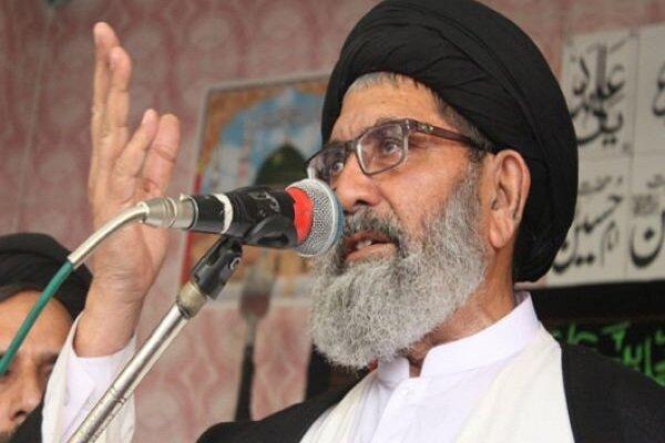 رئيس الحركة الإسلامية في باكستان يدين اغتيال الجنرال سليماني