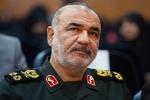 قائد الحرس الثوري:  علينا المضي في طريق المقاومة حتى النهاية