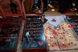 تجهيز مدفن الشهيد الفريق قاسم سليماني في مدينة كرمان
