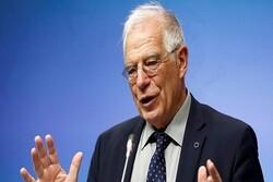 EU calls for observing 'restraint' in ME region