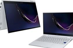 لپ تاپ قدرتمند سامسونگ با قابلیت تبدیل به تبلت