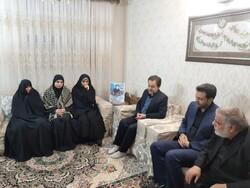 تمام امکانات ری برای برگزاری مراسم شهید زمانی نیا مهیا است