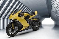 بلک بری موتورسیکلت برقی میسازد