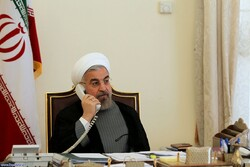 Silence towards aggressors will make them bolder: Rouhani
