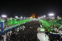 Mourning month of Muharram in Iran