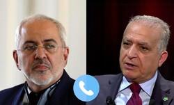 Iran, Iraq FMs discuss developments following martyrdom of Gen. Soleimani