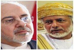 Iranian, Omani FMs discuss regional developments