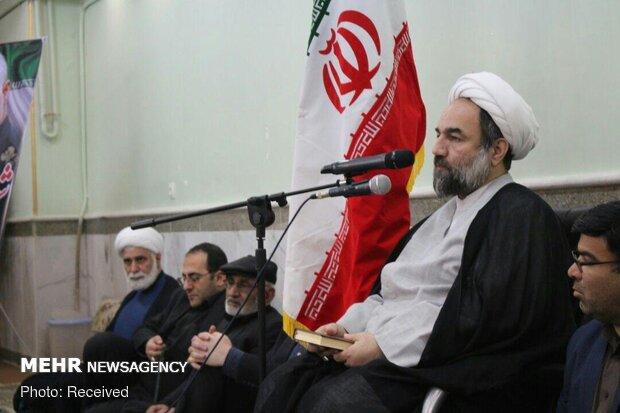 Commemoration ceremony of martyrdom of Lt. Gen. Soleimani marked in Zahedan