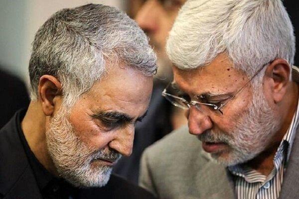 بغداد اور کاظمین میں آج شہید قاسم سلیمانی اور شہید ابو مہدی مہندس کی تشییع جنازہ