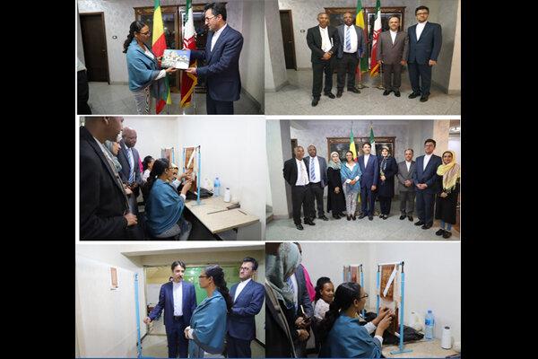 وزیر فرهنگ اتیوپی به بازدید از نمایشگاه کتاب تهران دعوت شد