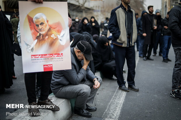 تمهیدات شرکت واحد اتوبوسرانی برای وداع با پیکر شهید سپهبد سلیمانی