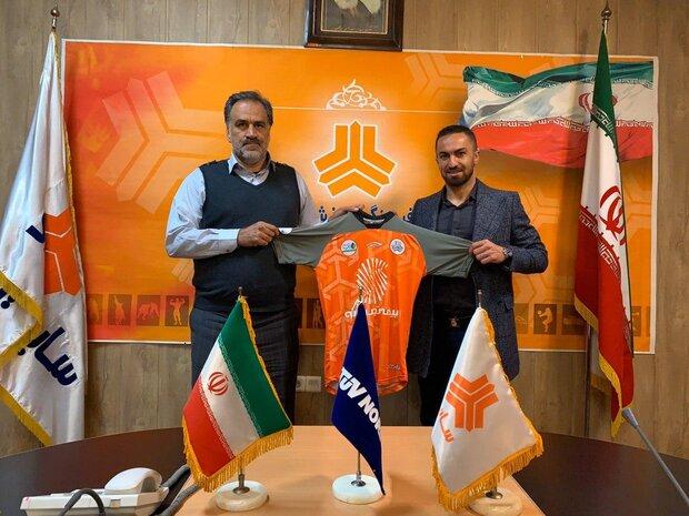 خالد شفیعی به تیم فوتبال سایپا پیوست