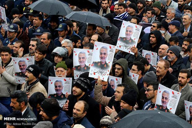 «انتقام سخت» اصلیترین هشتگ توئیتر فارسی