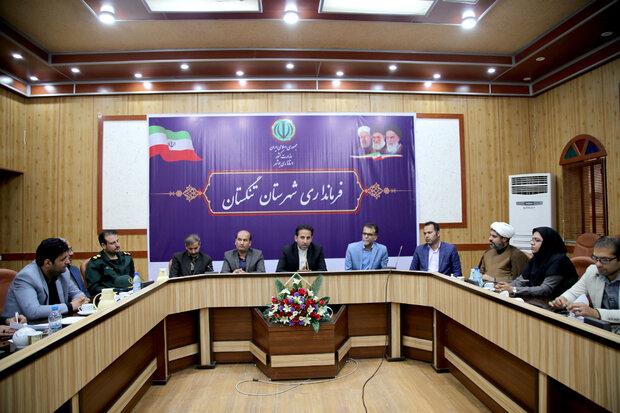 لزوم رعایت عدالت در توزیع خدمات و امکانات بهداشتی در تنگستان