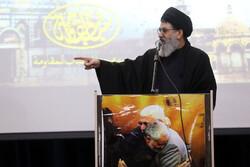 شهادت سردار سلیمانی موجب نابودی اسرائیل و اخراج آمریکا از منطقه میشود