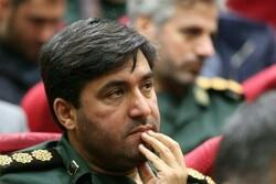 فرمانده سپاه کلانشهر تبریز منصوب شد