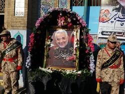 پخش مستند سردار شهید قاسم سلیمانی از شبکه یک سیما