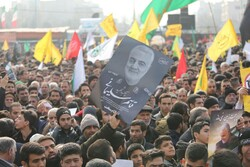 Tens of thousands of people in Mashhad waiting for their General