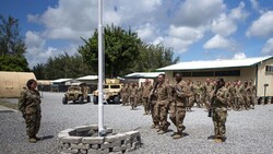 US military base in Kenya attacked by Al-Shabab