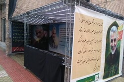 موکبهای اربعین حسینی در خدمت میهمانان سردار شهید سلیمانی