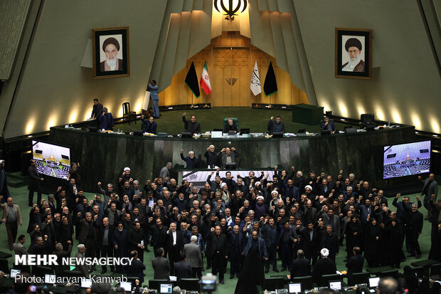 MPs voice strong protest to US warmongering