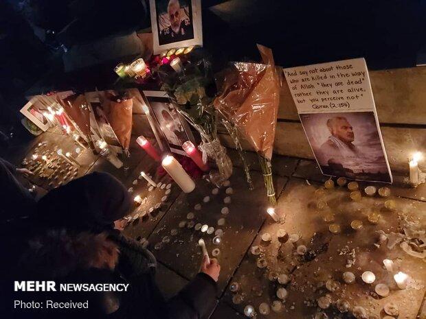 Commemoration of martyr Lt. Gen. Soleimani in Toronto