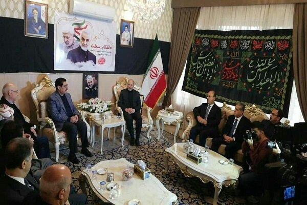 شرکت کردهای عراق در مراسم یاد سردار