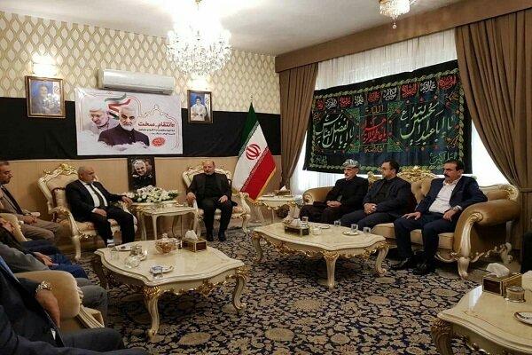 شرکت کردهای عراق در مراسم سردار
